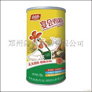 剑鱼宴会鸡粉
