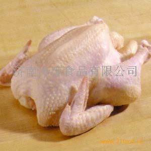 冷冻三黄鸡