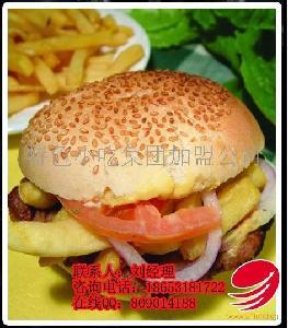 十大汉堡品牌加盟