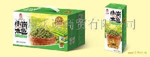 鄉村綠豆濃漿250mlx16罐