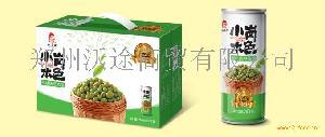 乡村绿豆浓浆240mlx20罐