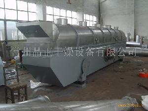 蘑菇精鸡精鸡粉生产机械    直线振动流化床干燥机