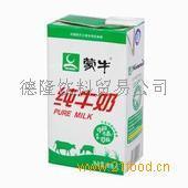 蒙牛纯牛奶 1000ML*6