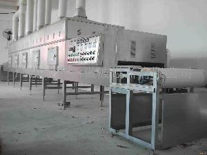 微波低温玉米棒干燥机