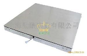 南京2吨双层电子地磅