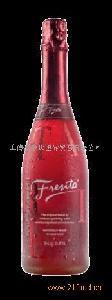 冰飞燕草莓果味起泡葡萄酒