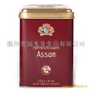 印度原装进口阿萨姆红茶 125g
