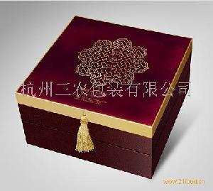 月饼礼盒包装盒