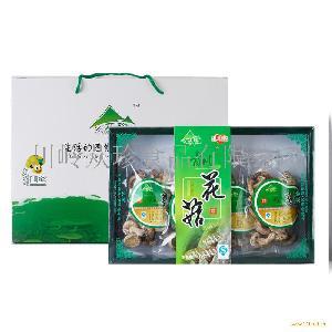四川土特产花菇礼盒