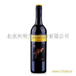 澳洲黄尾袋鼠葡萄酒
