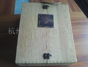 葡萄酒实木礼盒