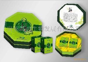 乌蒙金银花茶八角型包装