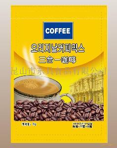 东具三合一咖啡