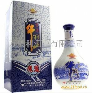 百年牛栏山原浆酒