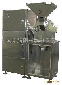 南京廠家直銷高效錘頭式風冷調味品粉碎機