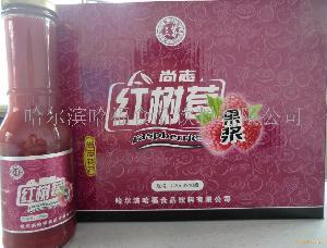 红树莓果浆饮料