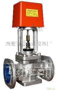 西安博信电动二通温控阀