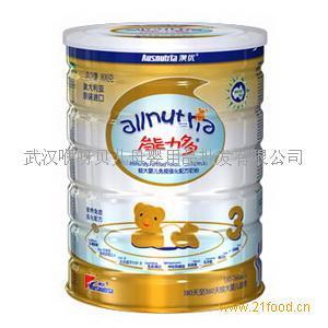 澳优奶粉有机能力多奶粉