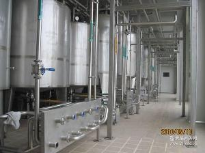 各种植物蛋白饮料生产线成套设备