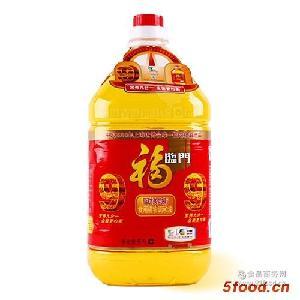 福临门食用调和油5L