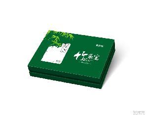 竹燕窩綠色經典禮盒
