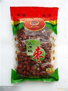始祖2013年生产的1000克健康红枣