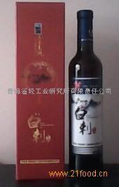 """克鲁克湖""""野生白刺果酒"""""""