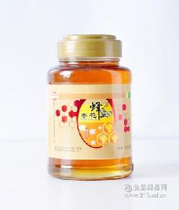 1000g新枣花蜂蜜瓶装