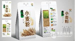 天然有机小麦粉