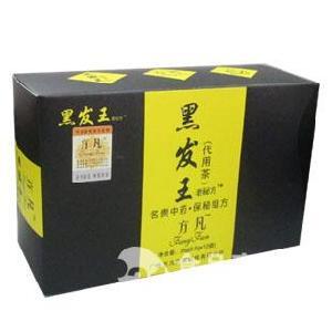 黑發王袋泡茶