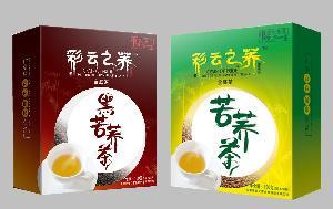 苦蕎茶150克全胚黑苦蕎茶
