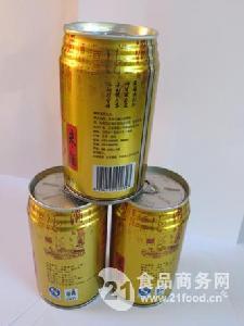 310ML易拉罐三甲酒