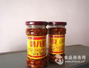 农名坊腊八豆 湖南特色调味酱 厂家优价