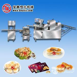 HYSD—III 酥饼机