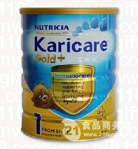 愛爾蘭奶粉進口清關報關商檢一條龍服務