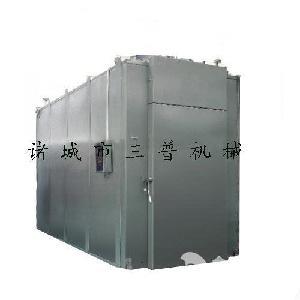 大型隧道式烟熏炉/诸城三普机械
