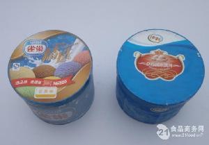 伊利7升大桶装冰淇淋