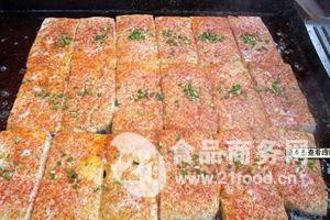 铁板香豆腐做法培训   深圳铁板豆腐培训