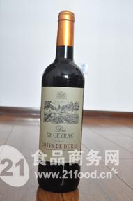 希拉公爵干红葡萄酒